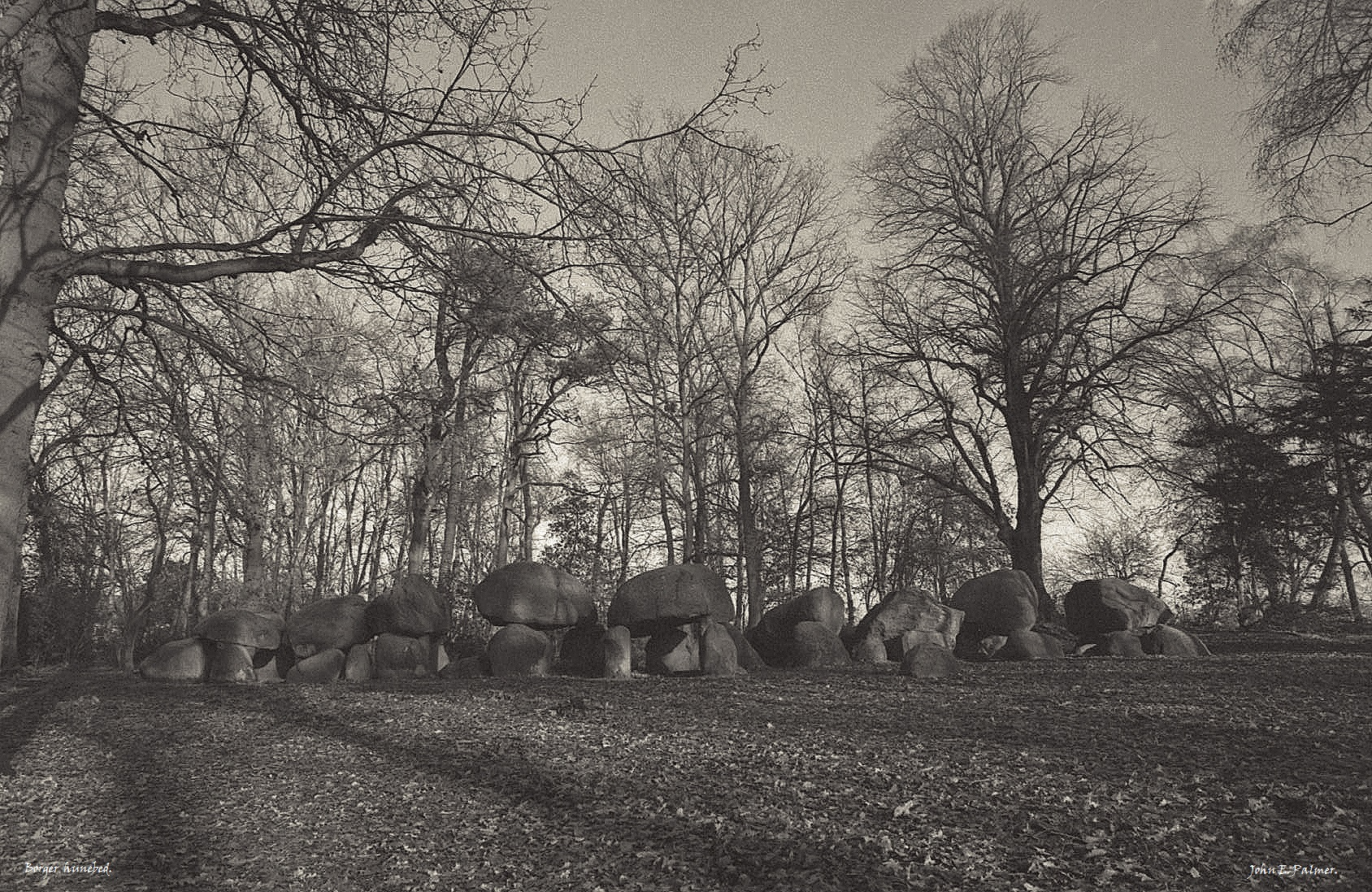 Borger Dolmen   Photo by John Palmer